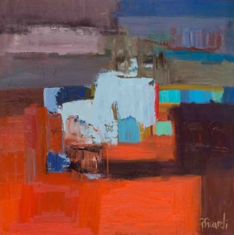 Ternura - Oil on canvas - 80 x 80 cm