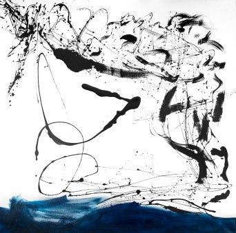 Untitled 150 x 150 cm