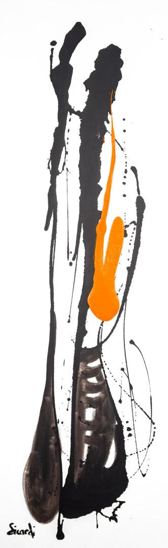 Untitled 155 x 36 cm